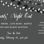 Parent Night Out Save the Date