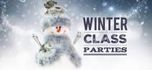 Winter Classroom Party